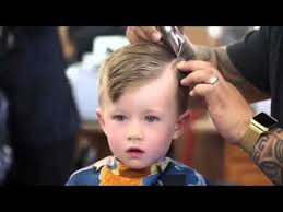 youtube young boys getting haircuts little kid comb over haircut youtube