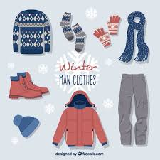 winter clothes vectors photos and psd files free