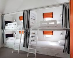 Built In Bunk Bed Fantastic Built In Bunk Bed Ideas For Kids Room From A Fairy Tales