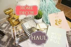 Hobby Lobby Home Decor Fabric Home Decor Haul Homegoods Tj Maxx Hobby Lobby Amazon