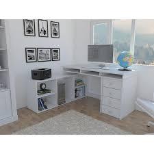 Computer Desk With Return Desks White Desk Wheels White Computer Desk White Desk With