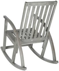 Gray Rocking Chair Pat7003b Outdoor Home Furnishings Outdoor Rocking Chairs Rocking