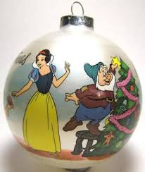 snow white seven dwarfs 1987 ornament from our