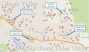 Simi Valley Map 515 Periwinkle Ct Thousand Oaks Ca 795 000 Westlake Village