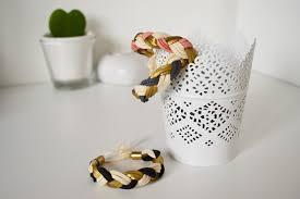 style boheme chic bracelet tressé suédine style bohème chic personnalisable
