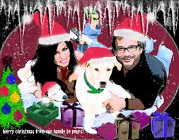 getting creative with your christmas cards in photoshop is fun by