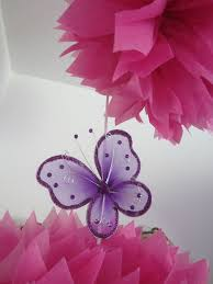 interior design creative butterfly theme decorations small