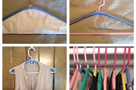 how to organize closets with diy non slip hangers for no