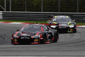 audi racing 2017 audi r8 lms cup sepang redemption in round 2 for home hero