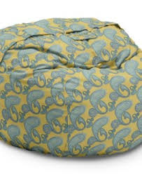 lovesac bean bag supersac with fox cut phur cover others 21764