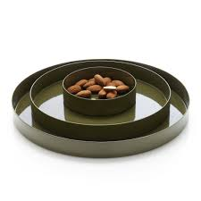 malling living round trays u2013 addition globally sourced home