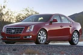 2008 cadillac cts performance used 2008 cadillac cts for sale pricing features edmunds