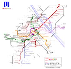 map of vienna vienna subway map for metro in vienna high resolution