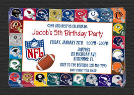 nfl party invitations redwolfblog com