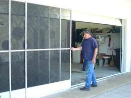 Sliding Screen Patio Doors Sliding Screen Door For Garage Sliding Patio Door With Screens