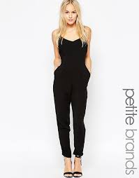 strappy jumpsuit look look strappy jumpsuit