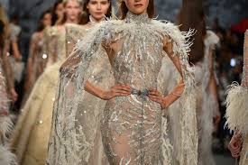 ziad nakad maison ziad nakad runway fashion week haute couture