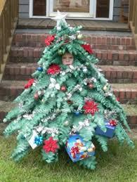 coolest mini christmas tree costume trees christmas trees and