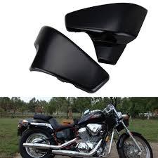 honda vt aliexpress com buy black battery side cover for honda vt 600