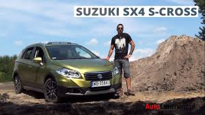 autocentrum lexus youtube suzuki sx4 s cross 4wd 1 6 vvt 120 km 2014 test autocentrum pl
