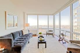 luxury new york penthouse in the time warner center douglas