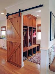 Barn Door Design Ideas 55 Absolutely Fabulous Mudroom Entry Design Ideas Mudroom Mud