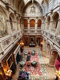 castles on camera hgtv visits the real u0027downton abbey u0027 downton