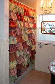 Dainty Home Flamenco Ruffled Shower Curtain 56 Best Cortinas Images On Pinterest Curtains Patchwork