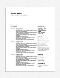 Professional Resume Word Template 129 Best Cv Images On Pinterest Resume Ideas Resume Tips And Cv