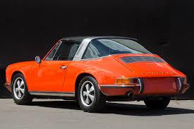 orange porsche targa porsche 911 e targa 1970 u2014 karero