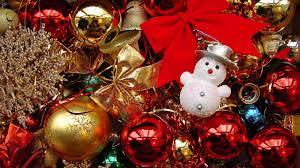 christmas ornaments wallpaper 1600x900 68275