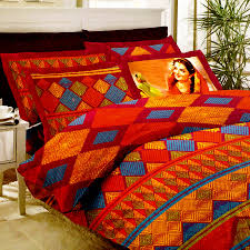 Cotton Single Bed Sheets Online India Saree House