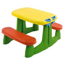 Kids Outdoor Picnic Table Stylish Plastic Picnic Table For Kids 40 Lovely Picnic Tables