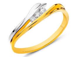 apart pierscionki pierścionek z żółtego i białego złota z brylantami wzór 101 160