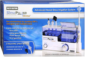 sinupulse elite advanced sinus irrigation system walmart com