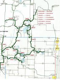 Wisconsin Snowmobile Trail Map by Trail Maps Bagley U0026 Brazeau Joyriders Snowmobile Club