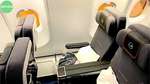 A340 Seat Map Lufthansa A340 600 Premium Economy Review Munich To Dubai