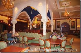 Disneys Be Our Guest Restaurant Is A Dont Miss - Beauty and the beast dining room