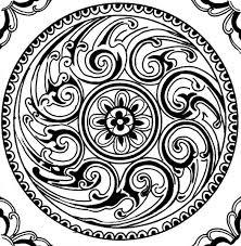 free printable mandalas color draw background free printable