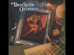 the brian setzer orchestra route 66
