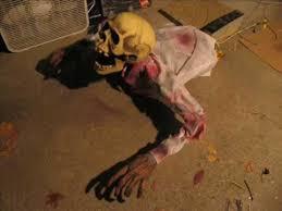 Scary Halloween Props Diy Scary Animated Halloween Props My Haunt U002708 60 Youtube
