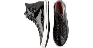 black patent leather high top tennis shoes men u0027s casual shoes