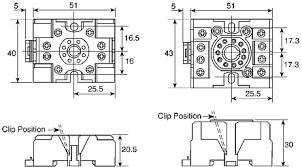 cs113a relay socket 380v ac camdenboss
