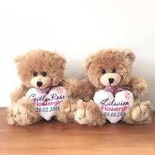 flower girl teddy gift www bridalbling au flowergirl gift flower girl present