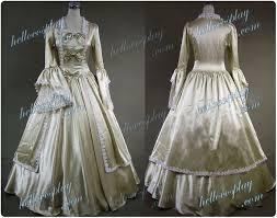 robe de soir e mari e antoinette victorien robe or robe de soirée 114 00