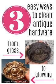 how to clean brass cabinet knobs discover three easy ways to remove rust and dirt from