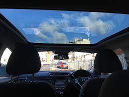 nissan qashqai panoramic roof 2014 nissan qashqai acenta premium di white m cars