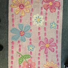 Pottery Barn Rugs For Sale Find More Pottery Barn Kids Daisy Garden Rug For Sale At Up To 90