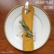 thanksgiving place setting thanksgiving simply social blog
