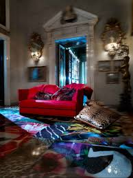 Home Interior Prints by Animal Prints In Luxury Living Rooms